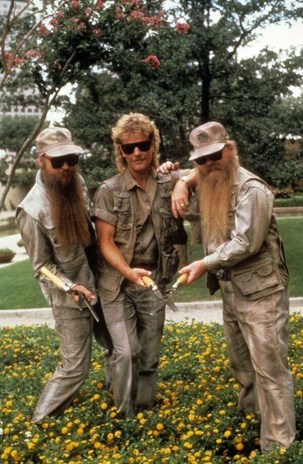 ZZ Top in an undated photo Photo: Ebet Roberts, Redferns