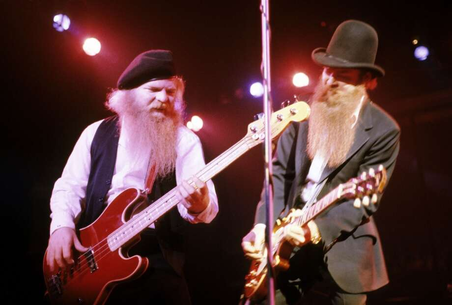ZZ Top in an undated photo Photo: Richard E. Aaron, Redferns