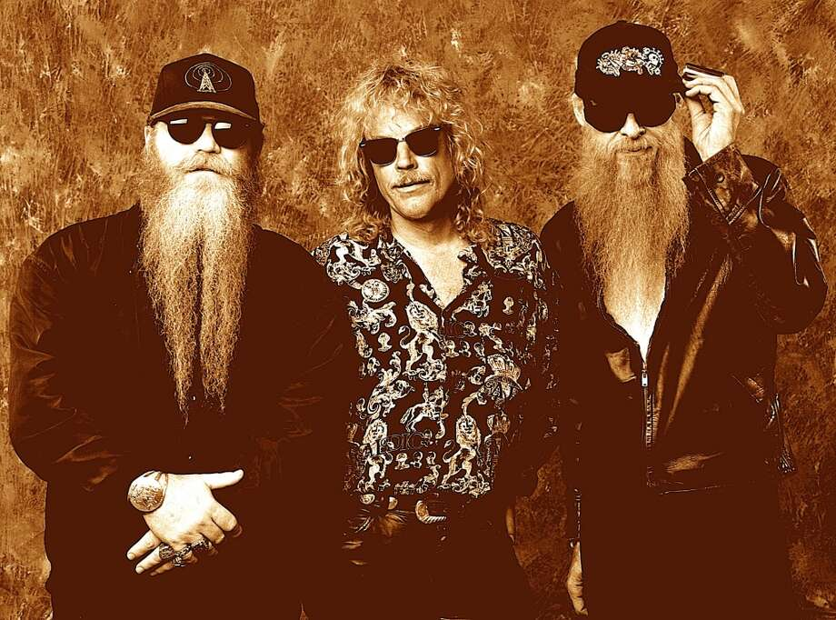 ZZ Top in an undated photo Photo: Robert Knight Archive, Redferns