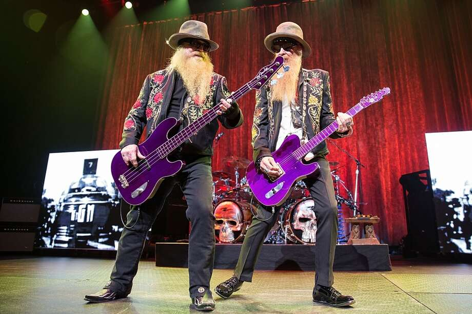ZZ Top in 2013 Photo: Rick Kern, Getty Images