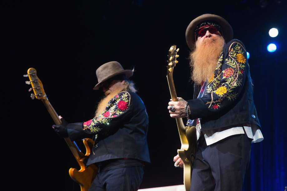 ZZ Top in 2014 Photo: Mat Hayward, Getty Images