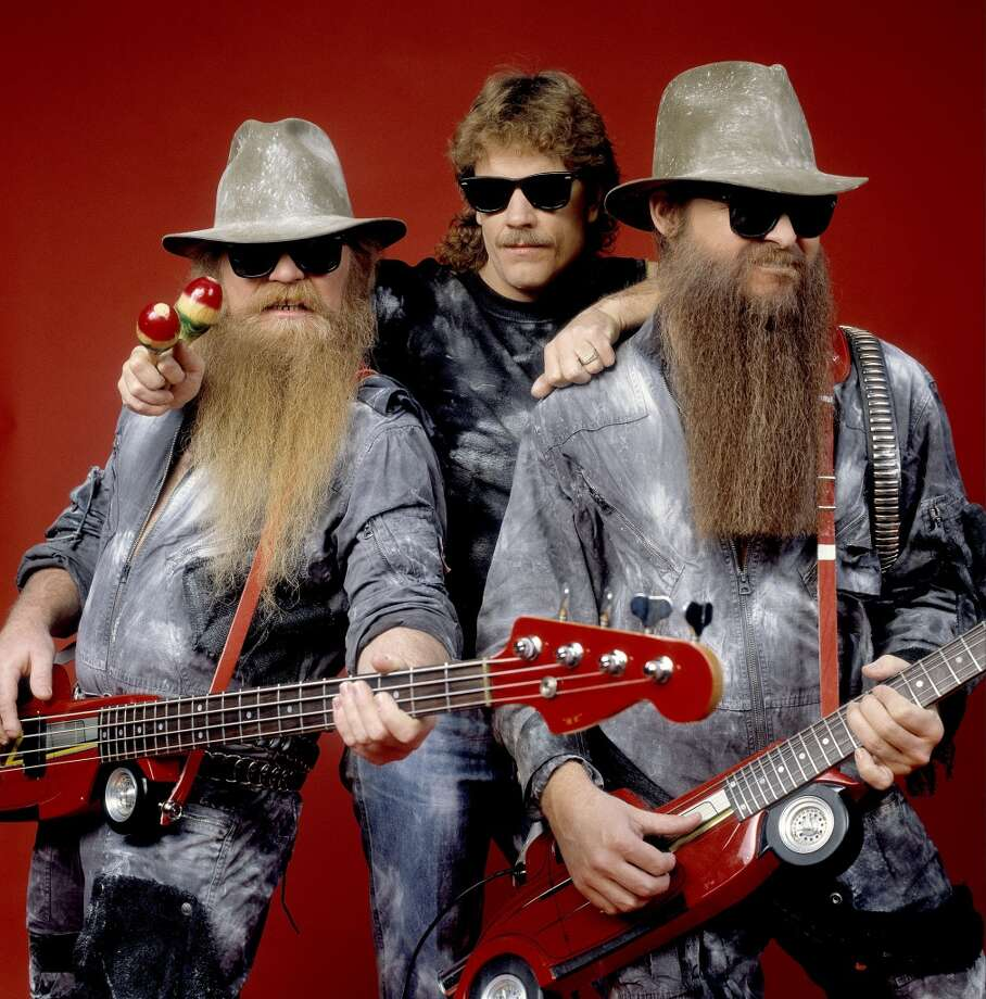 ZZ Top in 1984 Photo: Paul Natkin, WireImage