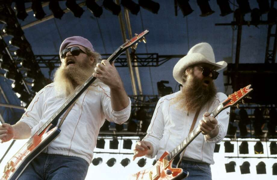 ZZ Top in an undated photo Photo: Fin Costello, Redferns