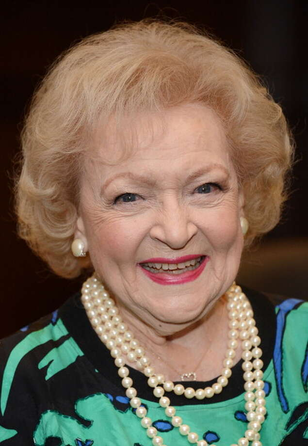 """Betty White, 2012Since then, White has been known for roles in """"Mary Tyler Moore,"""" """"The Love Boat,"""" """"The Golden Girls"""" and current series """"Hot in Cleveland,"""" along with dozens of other credits. Photo: Amanda Edwards, Getty Images / 2012 Amanda Edwards"""