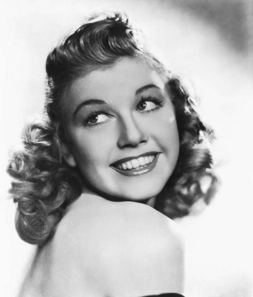 Doris Day, circa 1940Born: April 3. 1924The movie musical/romantic comedy legend received only one best actress nomination for