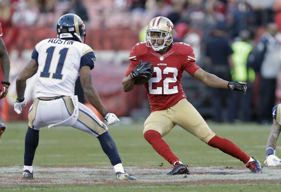 Carlos Rogers  Position: CB  Status: Signed with Oakland Raiders Photo: Marcio Jose Sanchez, Associated Press