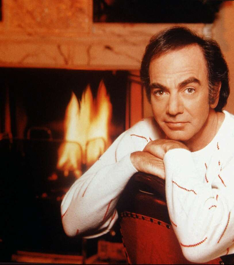 Neil Diamond - overblown and tacky, but popular just the same. Photo: Neal Preston, ABC