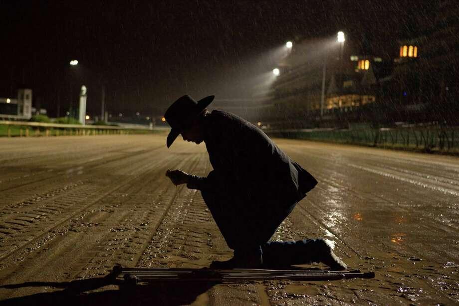 "Skeet Ulrich stars in ""50 to 1."" Photo: Ben Glass"
