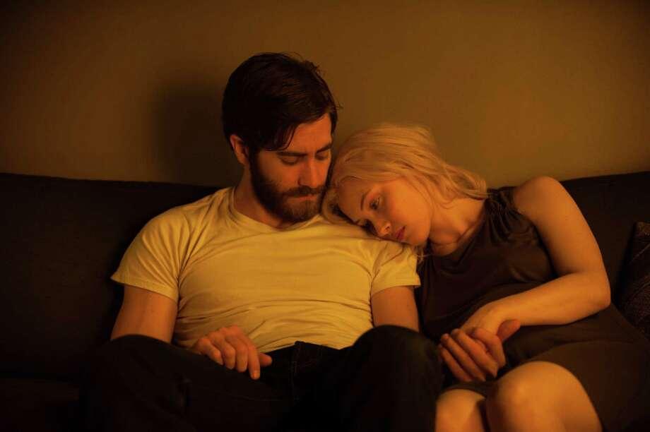 "Jake Gyllenhaal and Melanie Laurent star in ""Enemy."" Photo: Caitlin Cronenberg, HO / MCT"