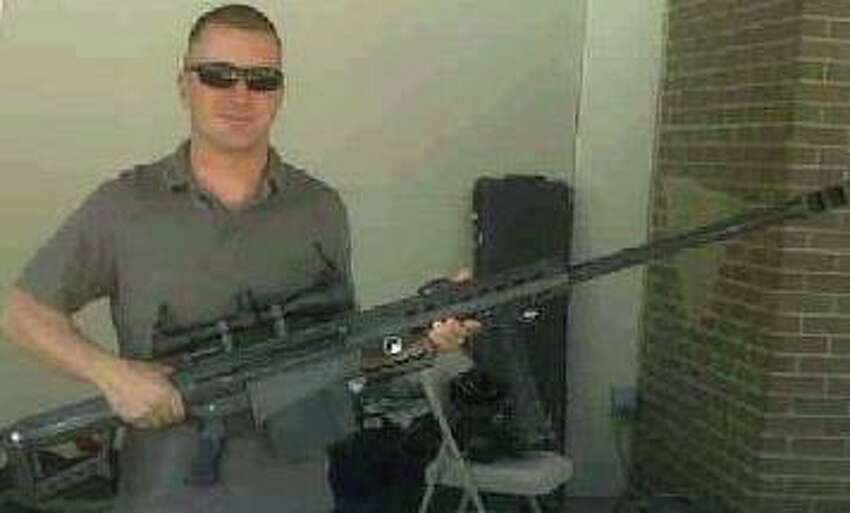 Ivan Lopez, the shooter in the April 2, 2014 rampage on Fort Hood that killed 3 people and injured more than a dozen, is seen in an undated photo taken from his Facebook page.