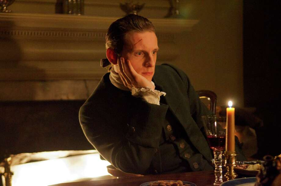 "Jamie Bell as Abe Woodhull in ""Turn"" Photo: Antony Platt / © AMC FIlm Holdings LLC."