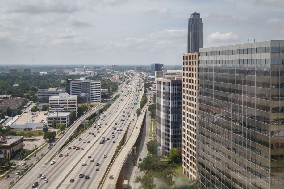 """Some people think that the Galleria is downtown.""   A few weeks back an older couple asked me on a street corner in downtown where the Galleria was. I suggested they gas up first. Photo: Michael Paulsen, Houston Chronicle"