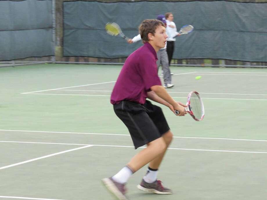 Cade Skuza representing Jasper in the tournament courtesy photo
