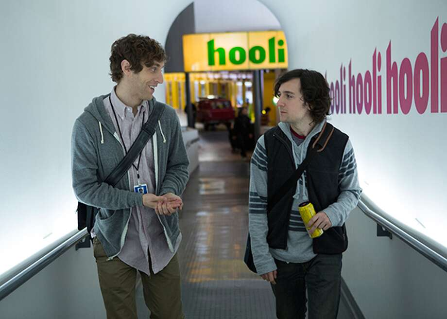 HBO Thomas Middleditch and Josh Brener star in ?Silicon Valley? on HBO Sunday.