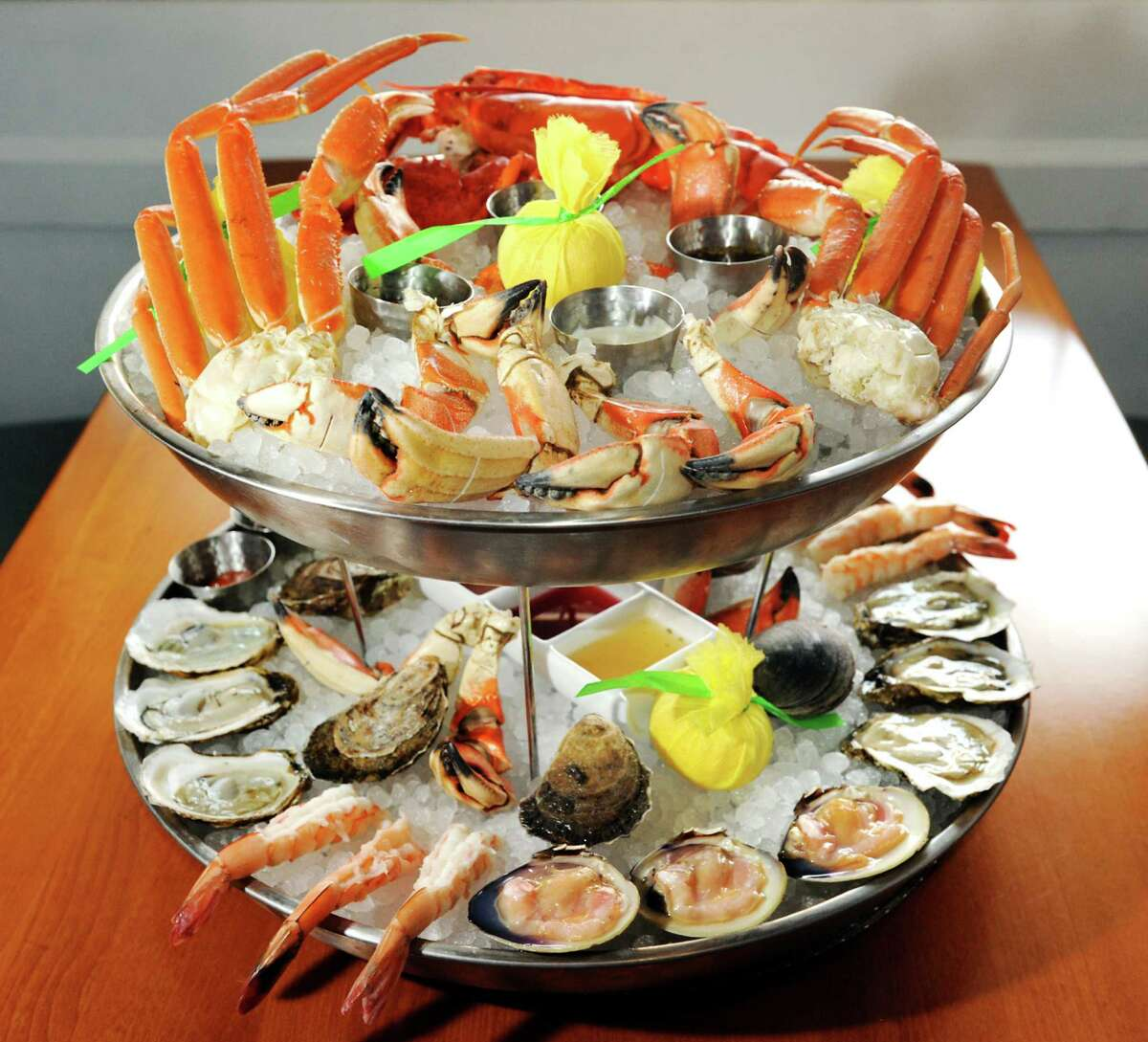 3. Reel Seafood, 195 Wolf Rd., Colonie.