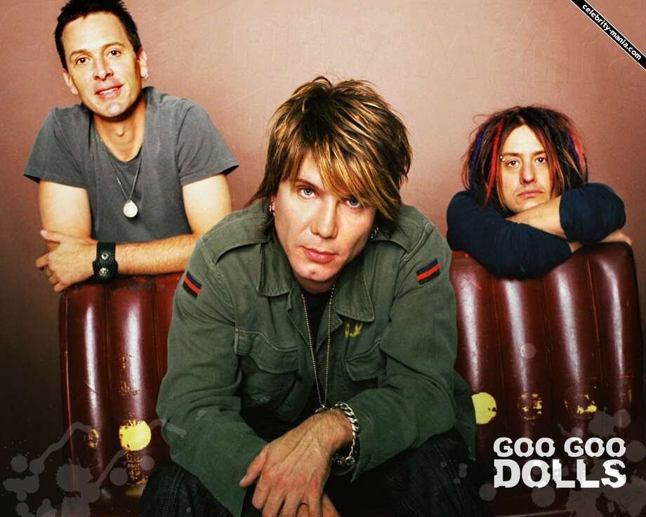 Goo Goo Dolls at the Egg
