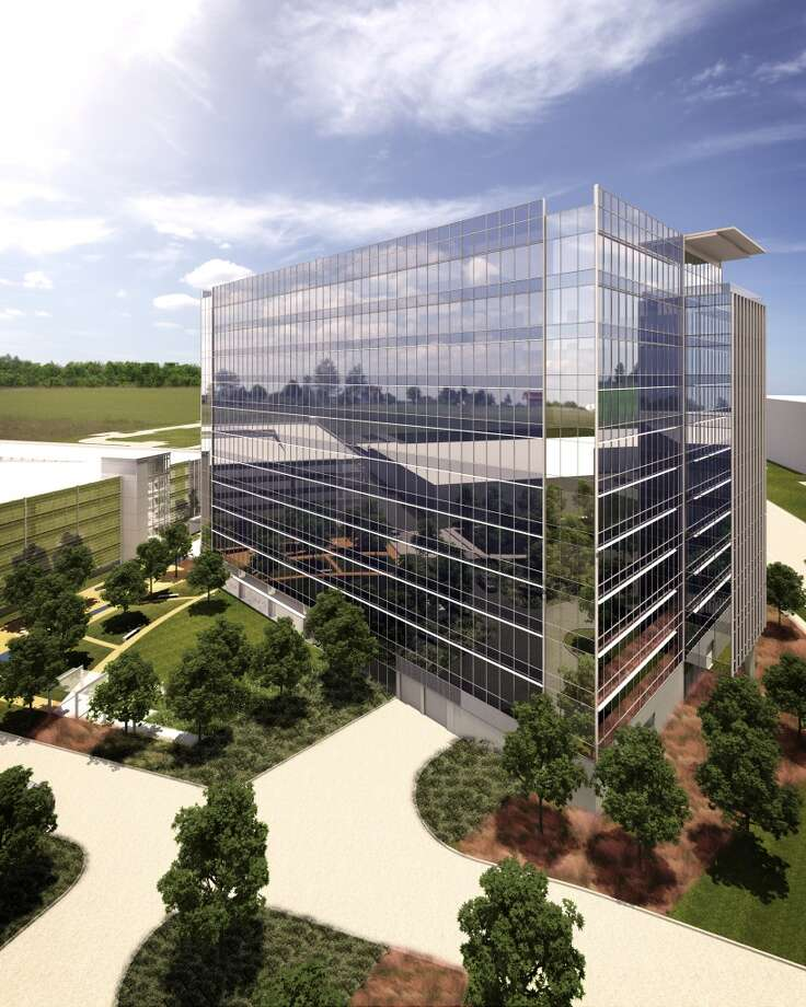 Piedmont Office Realty Trust broke ground on Enclave Place, a 302,000-square-foot 11-story building in the Enclave business park. Photo: Piedmont Office Realty Trust