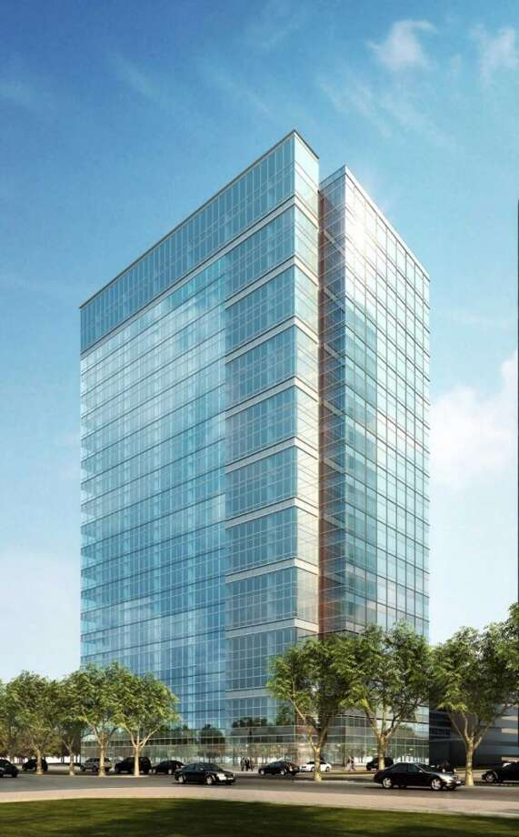 Woodbranch Investment Corp., an affiliate of Houston-based BMS Management, broke ground on Millennium Tower II on Richmond in Westchase.  The 417,000-square-foot building is pre-leased by National Oilwell Varco, PM Realty Group reported. Photo: Gensler