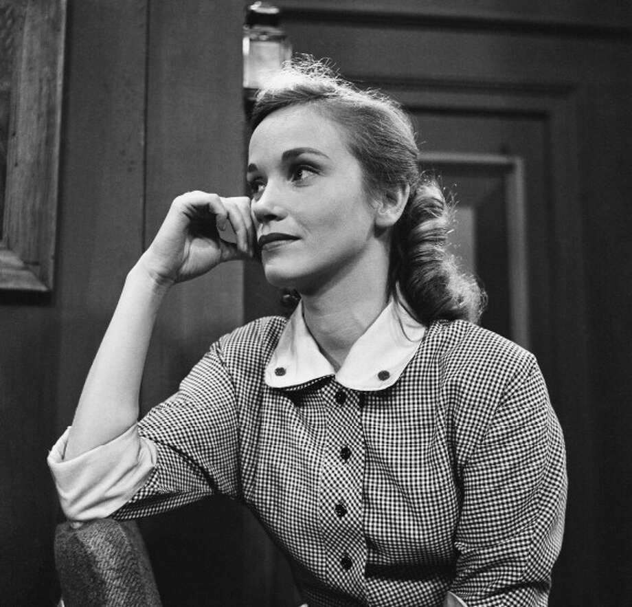 Eva Marie Saint as Claudia Barbour Roberts in the Broadway stage production of 'One Man's Family'.Born: July 4, 1924 Photo: NBC, NBCU Photo Bank Via Getty Images / 2012 NBCUniversal Media, LLC