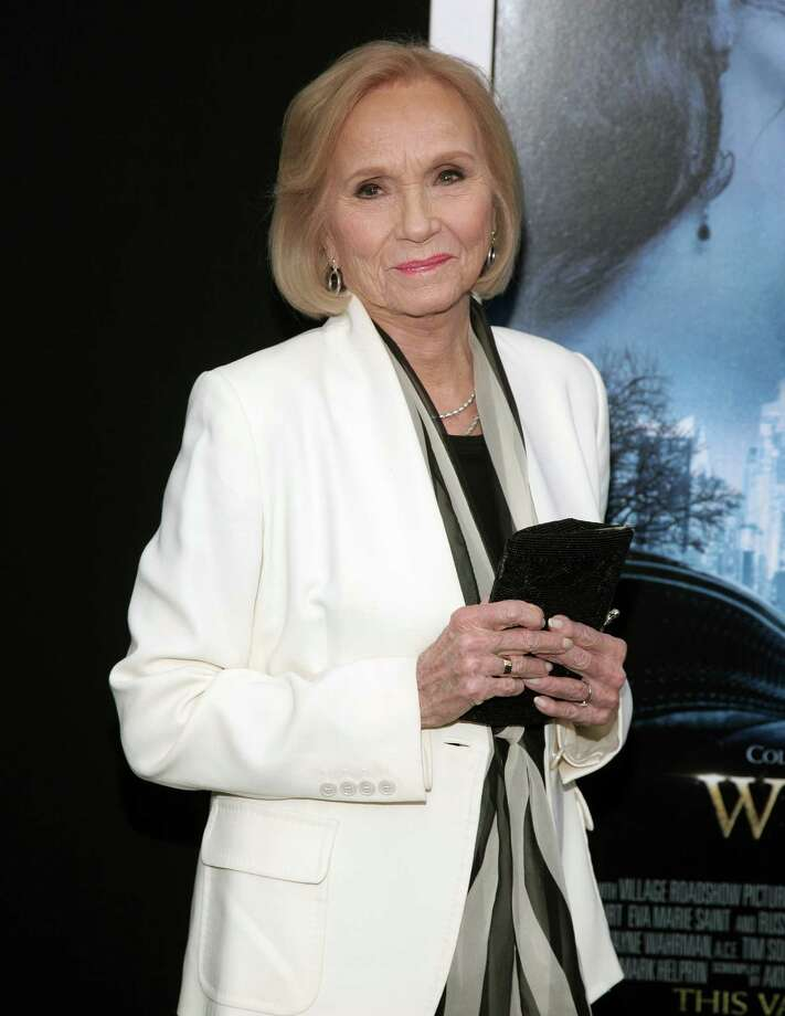 The Oscar-winning star of 'On the Waterfront' and 'North by Northwest' fame attends the world premiere of 'Winter's Tale' in New York. Photo: Andy Kropa, Andy Kropa /Invision/AP / Invision