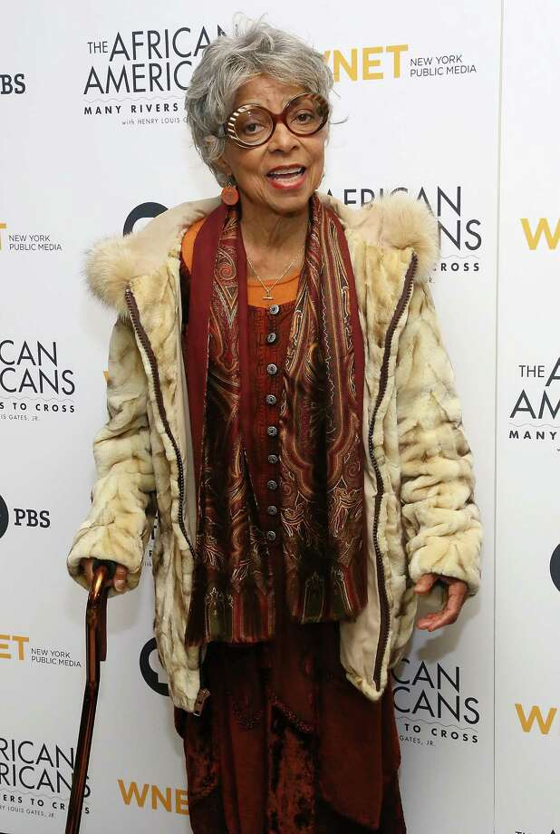 Ruby Dee attends 'The African Americans: Many Rivers to Cross' New York Series Premiere at the Paris Theater in New York City. Photo: Astrid Stawiarz, Getty Images / 2013 Getty Images