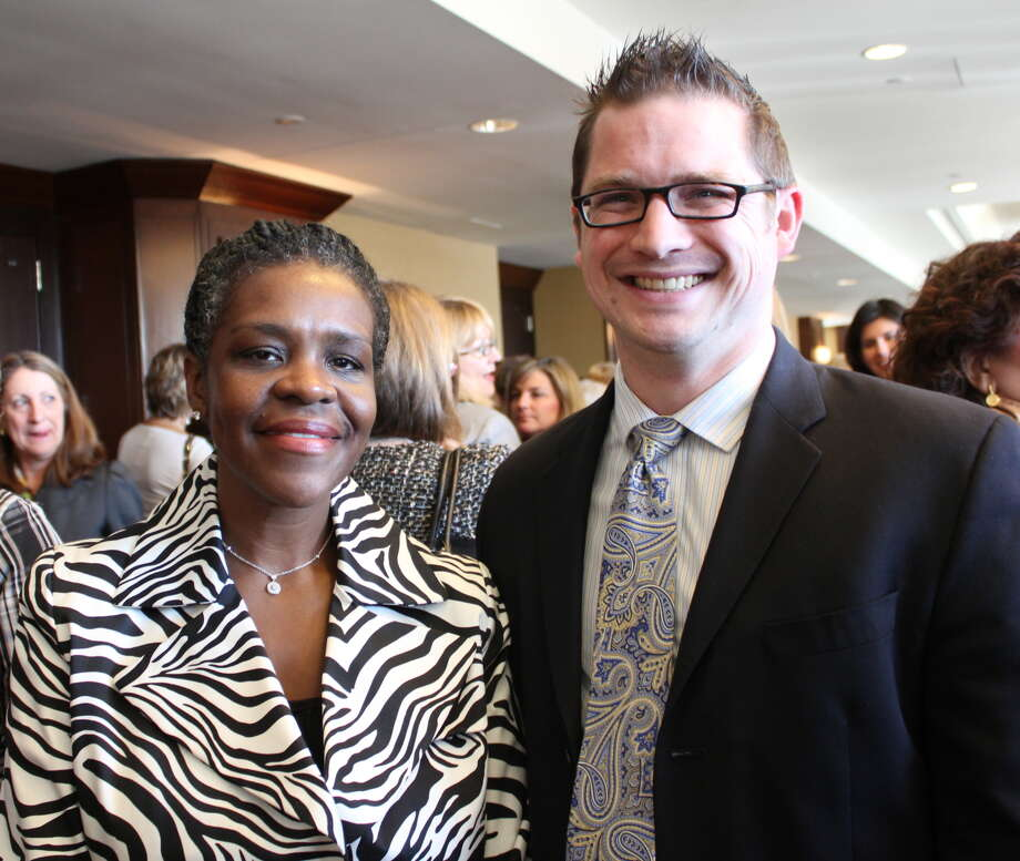 Eight hundred thirty-four guests were in attendance at the FCCF Fund for Women and Children Annual Luncheon with guest speaker, Dr. Maya Angelou on April 3. Were you SEEN there? Photo: Picasa, P. Ha-Stevenson / Hearst Connecticut Media Group