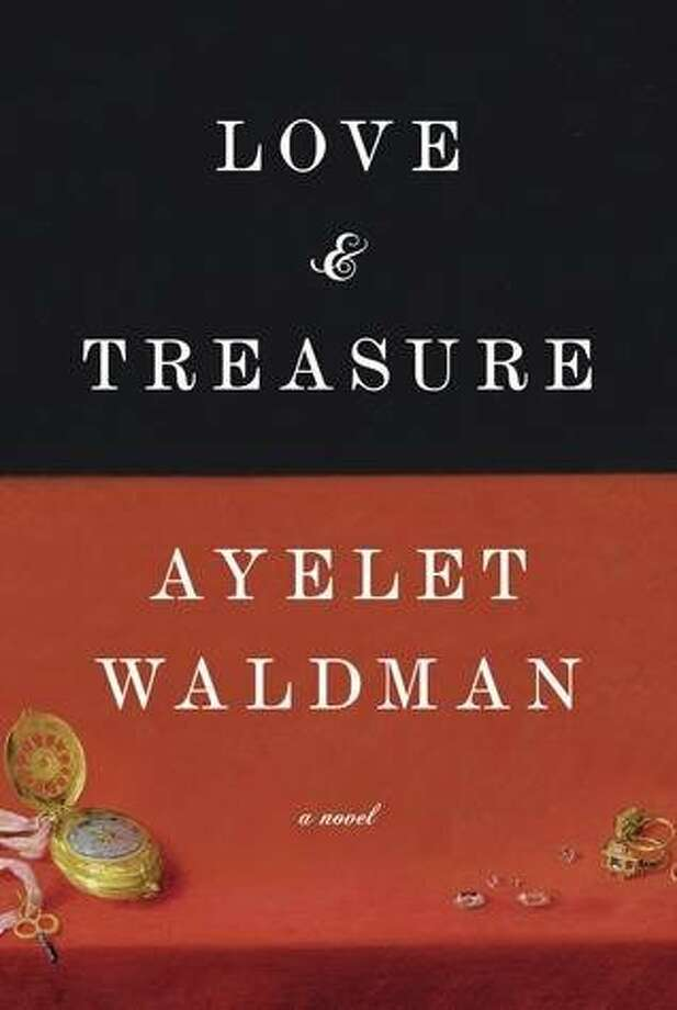 Love and Treasure, by Ayelet Waldman Photo: Knopf