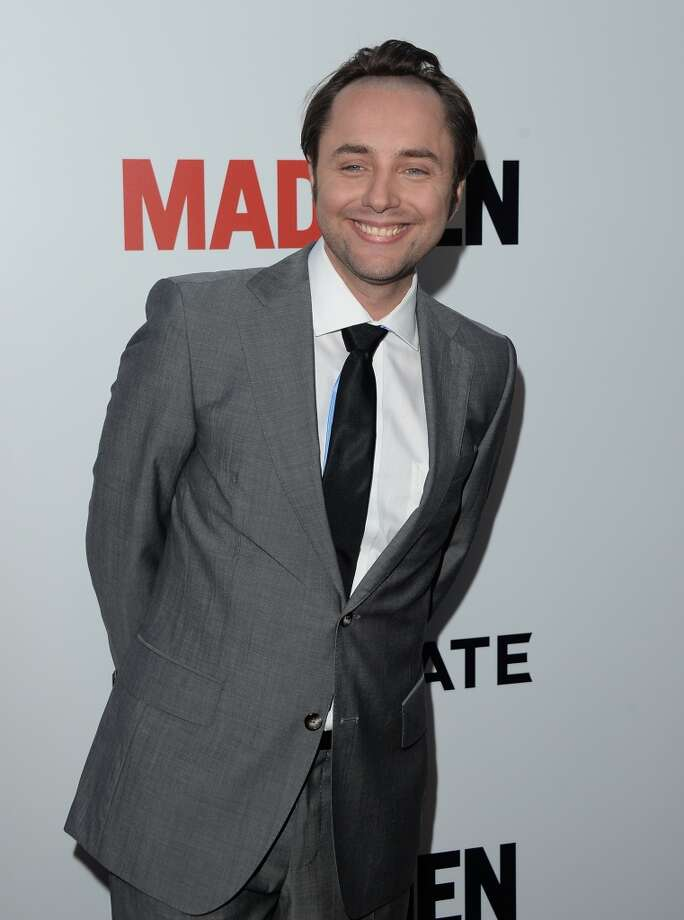 Actor Vincent Kartheiser attends the AMC celebration of the 'Mad Men' season 7 premiere at ArcLight Cinemas on April 2, 2014 in Hollywood, California. Photo: Jason Merritt, Getty Images