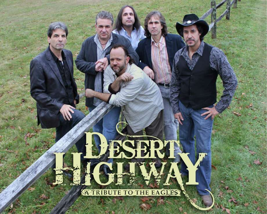 Desert Highway, an Eagles tribute band, will give three performances April 12-13  at the Downtown Cabaret Theatre in Bridgeport. Photo: Contributed Photo, Contributed Photo / Connecticut Post Contributed