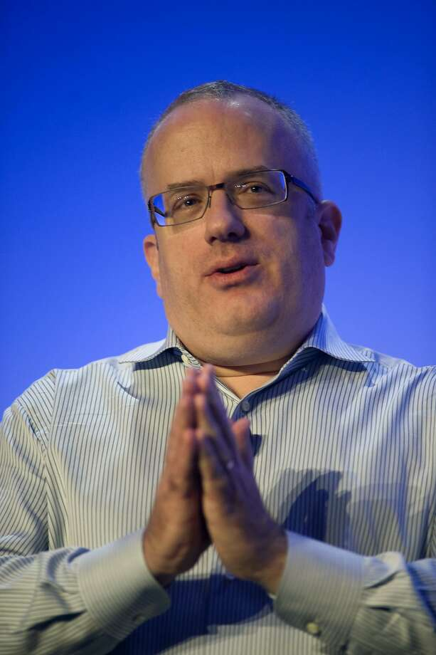 Brendan Eich, chief technology officer and senior vice president of engineering for Mozilla Corp., speaks during the 2013 Uplinq Mobile Developers Conference in San Diego, California, U.S., on Thursday, Sept. 5, 2013. The Uplinq conference gathers mobile developers, maunfacturers, network operators, component suppliers and technology providers to learn, connect and lend a view into what's coming next. Photographer: David Maung/Bloomberg *** Local Caption *** Brendan Eich Brendan Eich, chief technology officer and senior vice president of engineering for Mozilla Corp., speaks during the 2013 Uplinq Mobile Developers Conference in San Diego, California, U.S., on Thursday, Sept. 5, 2013. The Uplinq conference gathers mobile developers, maunfacturers, network operators, component suppliers and technology providers to learn, connect and lend a view into what's coming next. Photographer: David Maung/Bloomberg *** Local Caption *** Brendan Eich Photo: David Maung, Bloomberg
