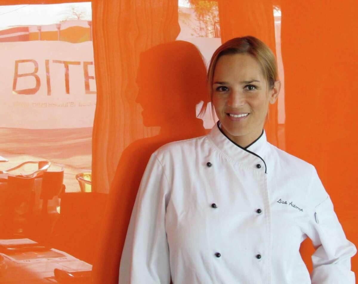 Lisa Astorga-Watel - Bite restaurantA seven-table, chic restaurant in Southtown on South Presa.