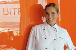 Lisa Astorga-Watel is the owner of Bite, a seven-table, chic restaurant in Southtown on South Presa.