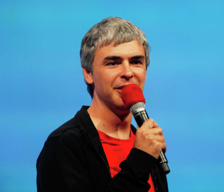 Larry Page saw his Android developer depart. Photo: Lea Suzuki / The Chronicle / ONLINE_YES