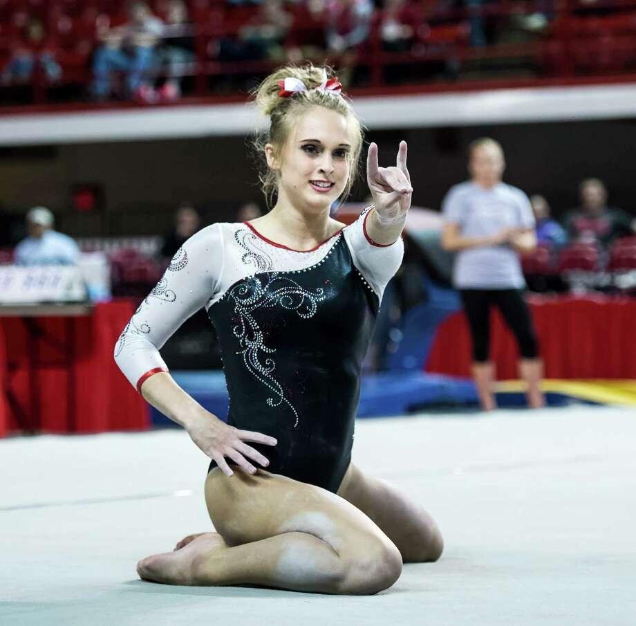 Brittni Watkins of North Carolina State, a Saratoga Springs High graduate. (North Carolina State sports information) Photo: Greg Mintel