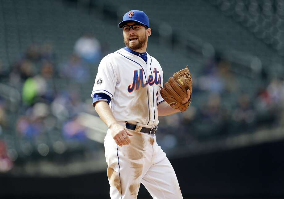 Daniel Murphy took some heat for taking three days' paternity leave this week. Photo: Seth Wenig, Associated Press