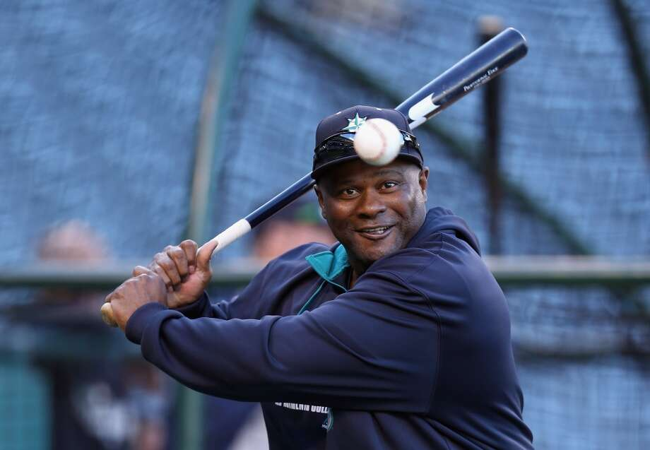 Immediate results with McClendon  We don't mean to overreact, but the Mariners seem like a different team under new manager Lloyd McClendon. Formerly the hitting coach for offensive juggernaut Detroit, McClendon appears to have his players approaching their at-bats with much more discipline. Mariners have been patiently waiting for better pitches to hit, and it clearly has been working. Photo: Jeff Gross, Getty Images