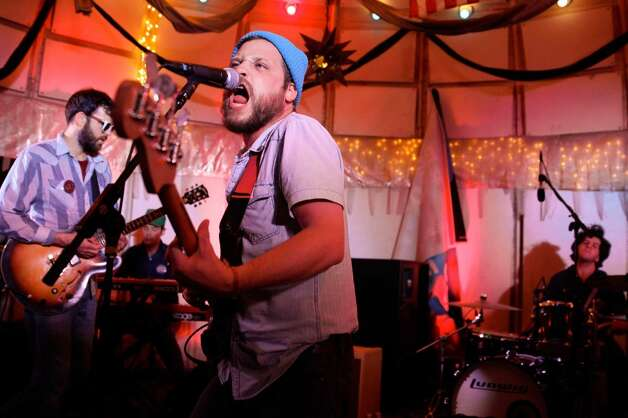 Dr. Dog is slated to perform at the Greenwich Town Party on May 24, 2014. Photo: Michael Hickey, Getty Images