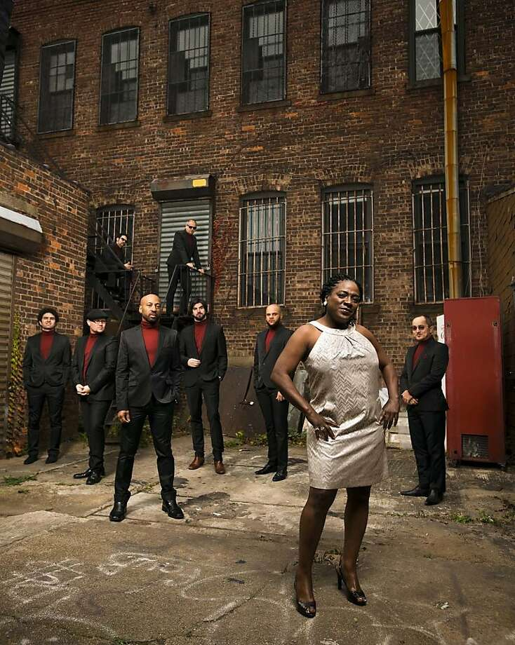 Sharon Jones & The Dap-Kings are slated to perform at the Greenwich Town Party on May 24, 2014.