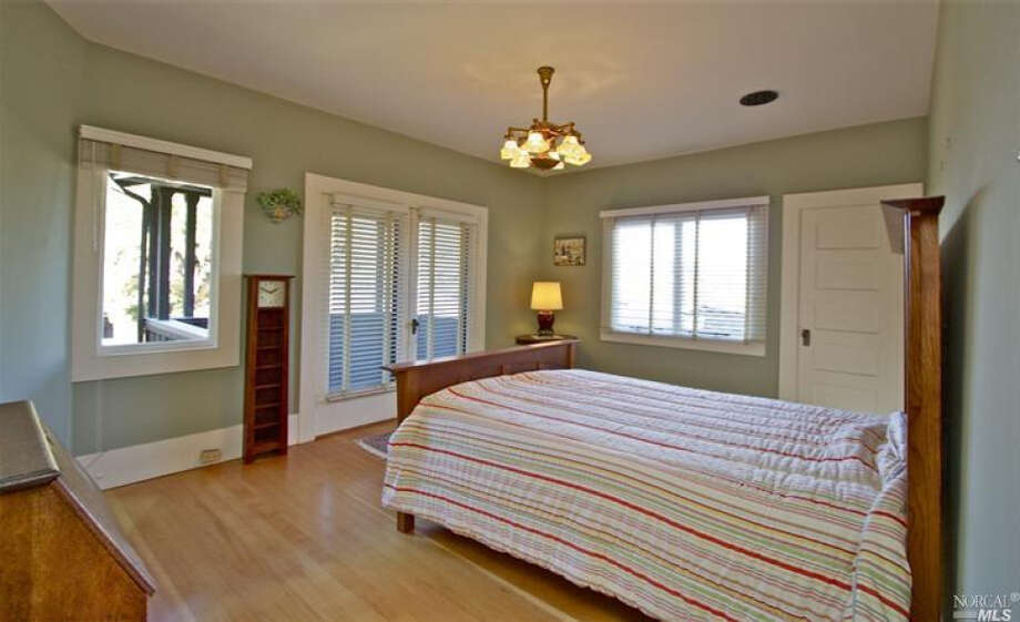 One of 7 beds. Pics: Peter Pickrel of Coldwell Banker/MLS