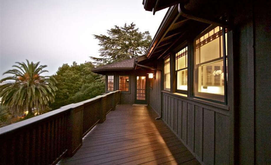 More decks! Pics: Peter Pickrel of Coldwell Banker/MLS