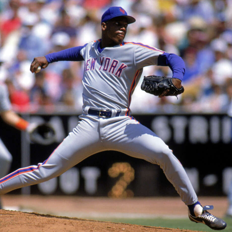 Former Major League Baseball pitcher Dwight âÄúDocâÄù Gooden, who recently wrote a book called âÄúDoc: A Memoir,âÄù will share his story at the Ridgefield Playhouse on Thursday, April 10. Photo: Contributed Photo / Connecticut Post Contributed