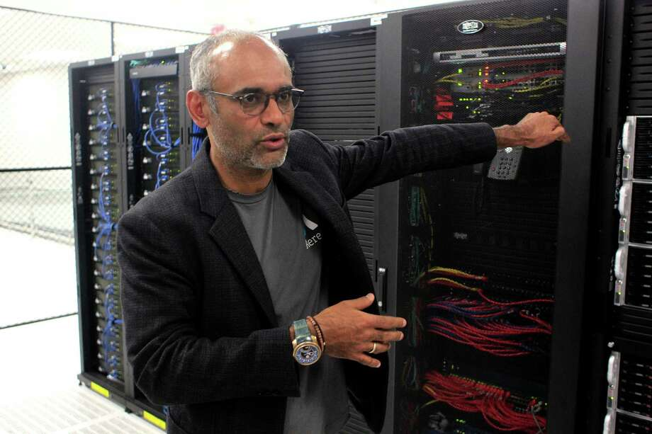 "Supreme Court rules Aereo's streaming service is illegalThe Supreme Court ruled that a startup Internet company has to pay broadcasters when it takes television programs from the airwaves and allows subscribers to watch them on smartphones and other portable devices. The justices said by a 6-3 vote that Aereo Inc. is violating the broadcasters' copyrights by taking the signals for free. The ruling preserves the ability of the television networks to collect huge fees from cable and satellite systems that transmit their programming. Had services such as Aereo been allowed to operate without paying for the programming, more people might have ditched their cable services, meaning broadcasters would have been able to charge less for the right to transmit their programs.Read the full ruling in American Broadcasting Cos. v. Aereo, Inc.Chaitanya ""Chet"" Kanojia founder and CEO of Aereo Inc. in pictured in Aereo's server area at a Houston data center, April 1, 2014. Photo: Johnny Hanson, Staff / © 2014  Houston Chronicle"