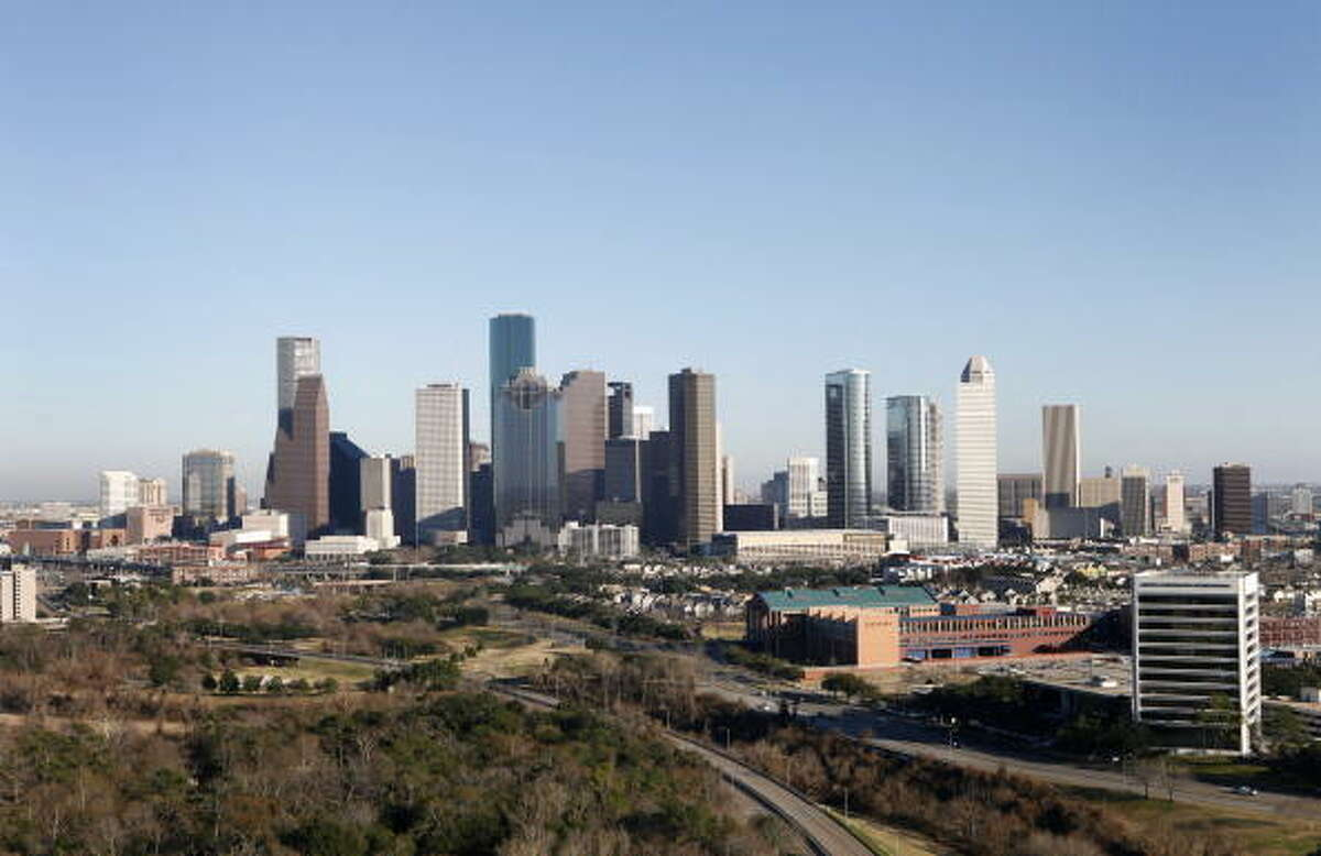 2. Houston, which ranked 56th nationally