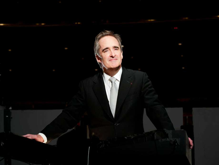 Los Angeles Opera Music Director James Conlon of the will lead the San Francisco Symphony's first performances of Erwin Schulhoff on April 24-26 at Davies Hall. Photo: Dan Steinberg