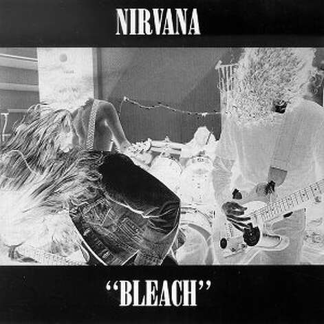 "Nirvana released its first full-length album ""Bleach"" in 1989. Back then, Chad Channing was Nirvana's drummer. It has sold more than 1.7 million copies to date. Photo: Seattlepi.com File Photo"