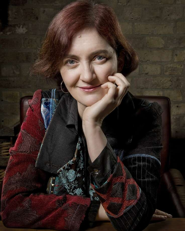 "Irish-born author Emma Donoghue's latest novel is the murder-mystery ""Frog Music,"" which is set in 1876 San Francisco. Photo: Andrew Bainbridge"
