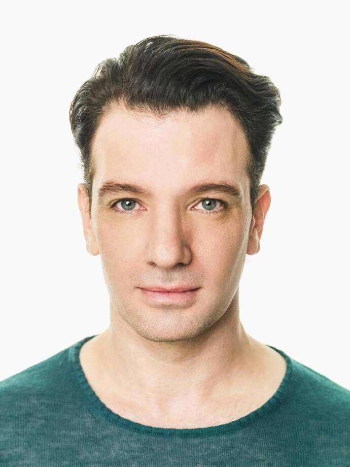 Grammy-nominated *NSYNC vocalist JC Chasez will play Pontius Pilate. Photo: User