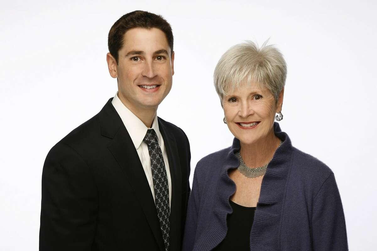 Ben Kahn and Judy Cain