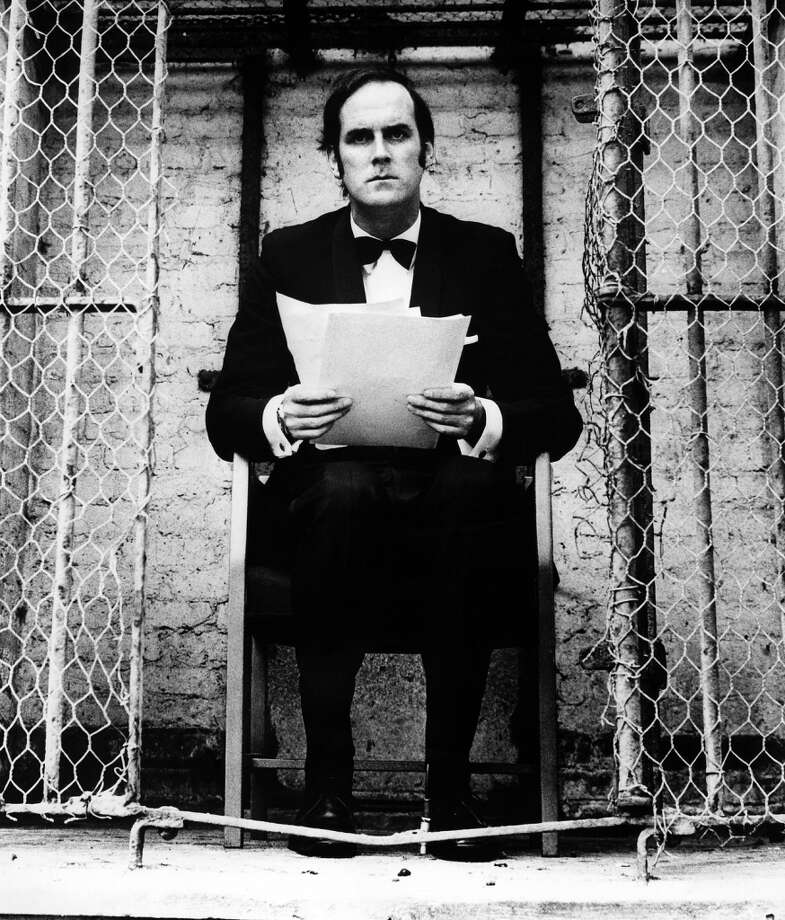 1970: John Cleese. Photo: Charlie Gillett Collection, Redferns