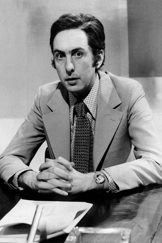 "1975: British comedy actor Eric Idle, one of the stars of the cult comedy TV, program of the 1970's ""Monty Python's Flying Circus."" Photo: Popperfoto, Popperfoto/Getty Images"